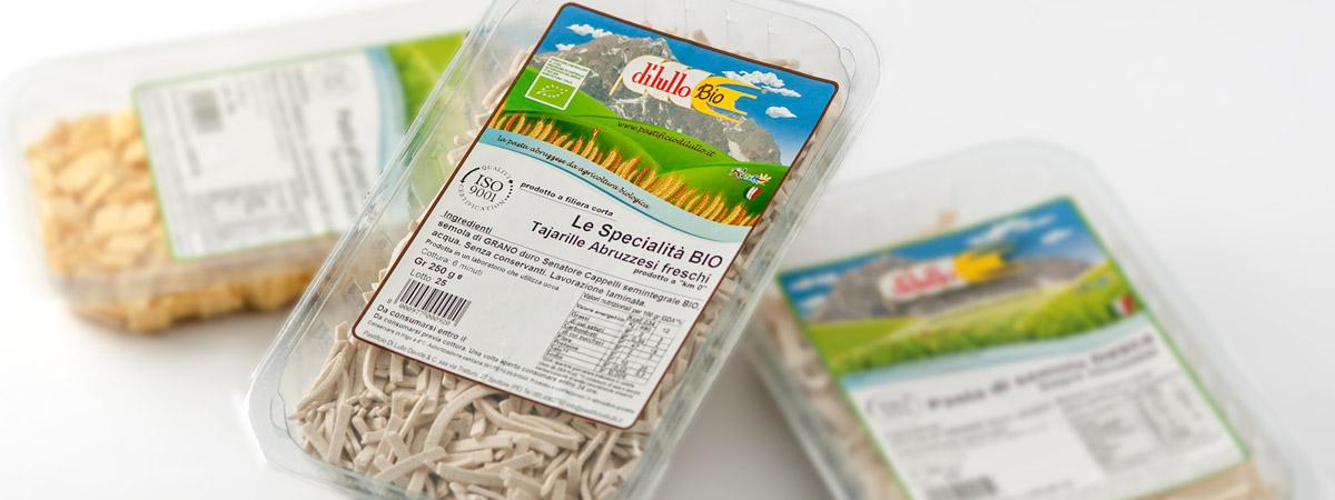 Organic Fresh Pasta