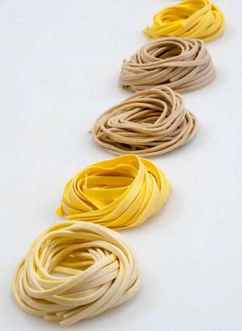 fresh dry pasta